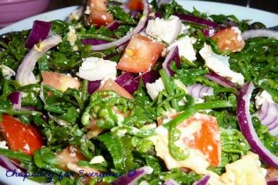 Pako Salad recipe - https://chopsueyathalohalo.wordpress.com/2016/08/20/pako-fern-salad/